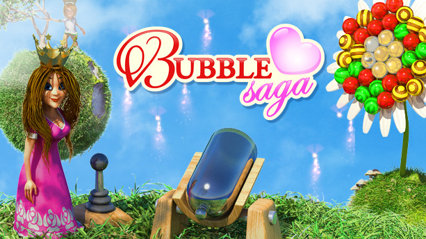 Bubblespiele