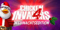 Chicken Invaders 4 - Weihnachtsedition