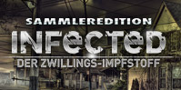 Infected: Der Zwillings-Impfstoff Sammleredition