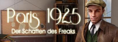 Paris 1925: Der Schatten des Freaks