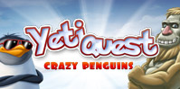 Yeti Quest: Pinguine im Einsatz