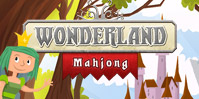 Wonderland Mahjong: Im Bann des Magiers