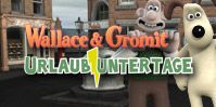 Wallace und Gromit: Urlaub unter Tage