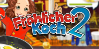 Fröhlicher Koch 2