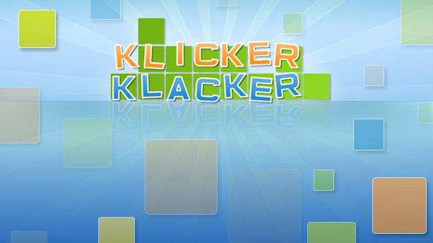 klicker klacker spielen
