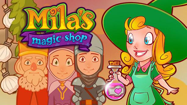Milas Magic Shop