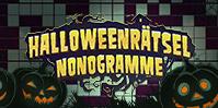 Halloweenrätsel: Nonogramme