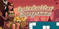 Erntedankfest: Nonogramme