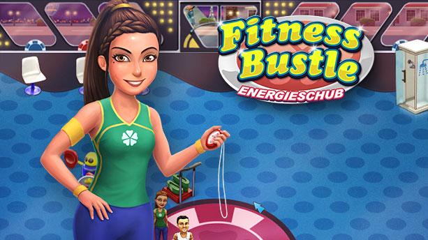 Fitness Bustle: Energieschub