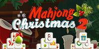 Weihnachts-Mahjong 2