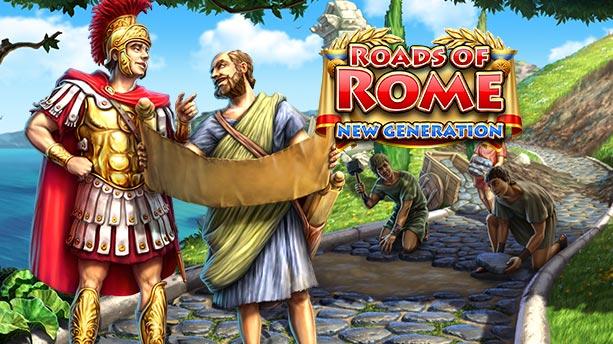 roads of rome kostenlos