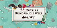 1001 Puzzles - Rund um die Welt: Amerika