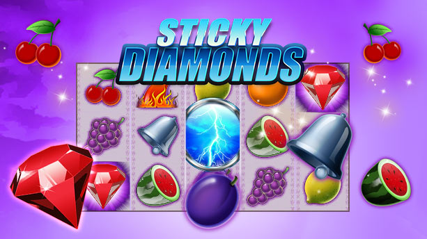Veras Sticky Diamonds