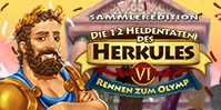Die 12 Heldentaten des Herkules 6: Rennen zum Olymp Sammleredition