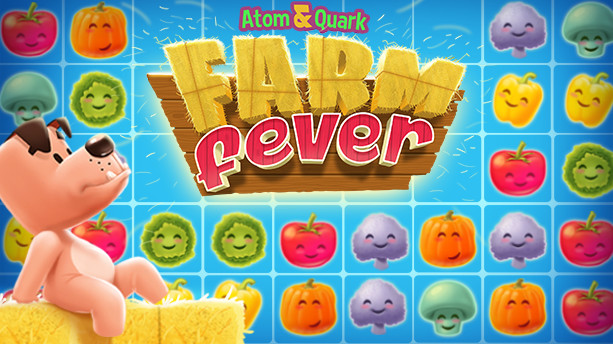Atom & Quark: Farm Fever