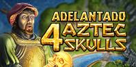 Adelantado: 4 Aztec Skulls