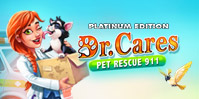 Dr. Cares: Pet Rescue 911 Platinum Edition