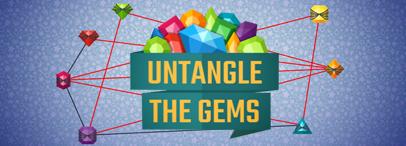 Untangle The Gems