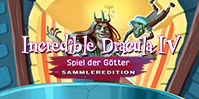 Incredible Dracula 4: Spiel der Götter Sammleredition