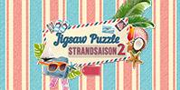 Jigsaw Puzzle: Strandsaison 2