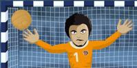 Handball - 7 Meter Duell