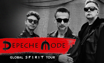 Tickets und Karten für  $artistName  Depeche Mode - Global Spirit Tour 2017/2018 Tickets