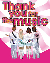 Tickets und Karten für Thank you for the Music - Die ABBA-Story als Musical