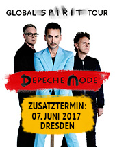 Tickets und Karten für  $artistName  Depeche Mode - Global Spirit Tour 2017 Tickets - RTL Tickets