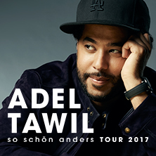 Adel Tawil so schön anders Tour 2017