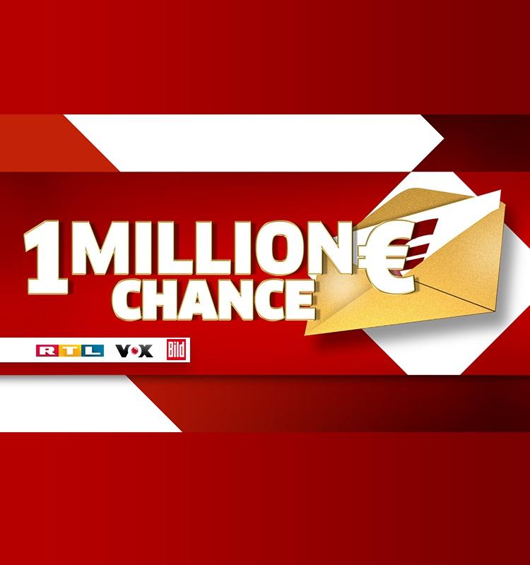 GEWINNSPIEL 1 MILLION